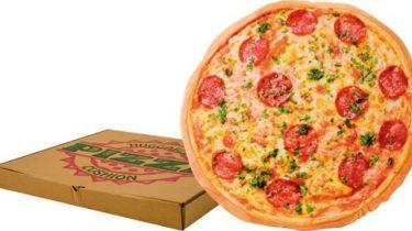 Pizza - Kissen