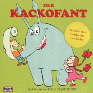 Der Kackofant - Audio CD