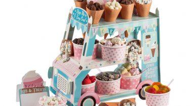 Süßigkeitenstand Candybar