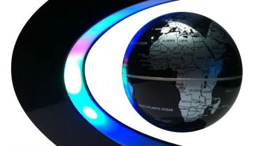 schwebende Globus