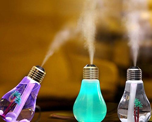 LED Nachtlicht und Luftbefeuchter