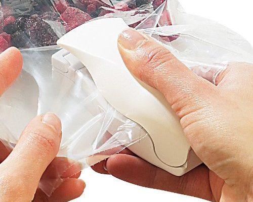 Handlicher Tüten-Verschweißer