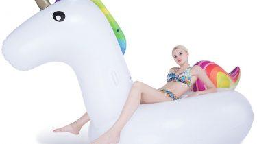 Pool-Einhorn - der nächste Sommer kommt bestimmt!