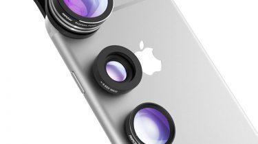 Mpow 3 in 1 Clip-On Objektive für das Smartphone Kamera