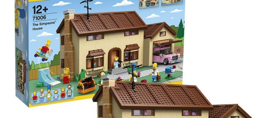 LEGO - Das Simpsons Haus