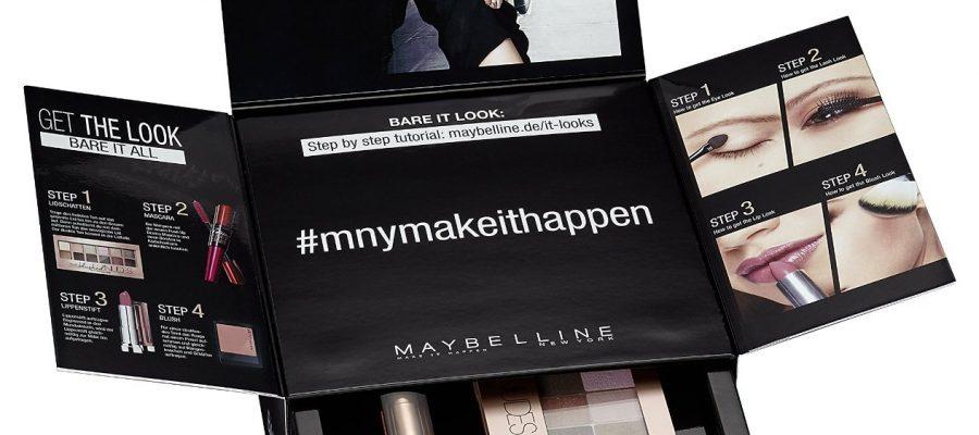 Maybelline New York It Look Box