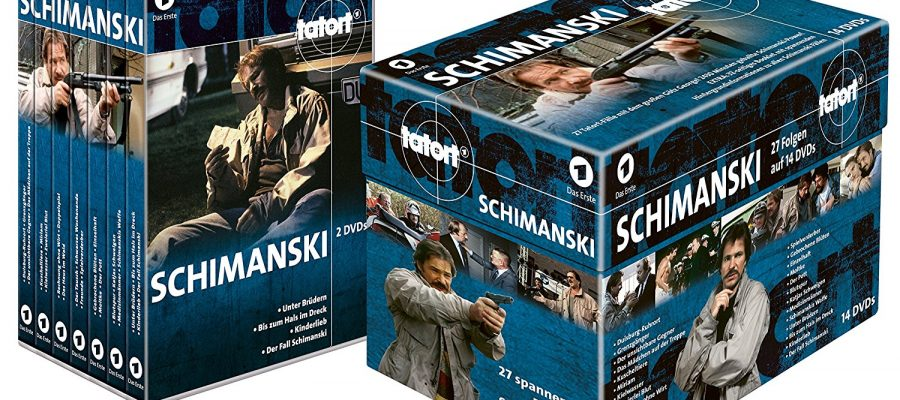 Tatort - Schimanski Ermittlerbox
