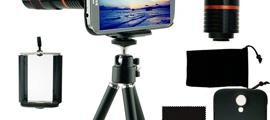 Samsung Galaxy S4 Kamera-Objektiv-Set