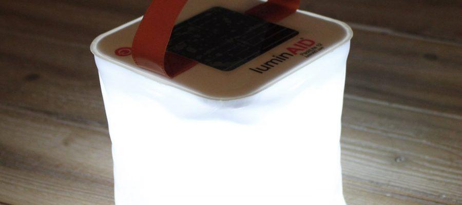 Luminaid Solar LED-Beleuchtung