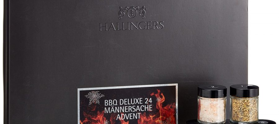 Hallingers Adventskalender BBQ 24