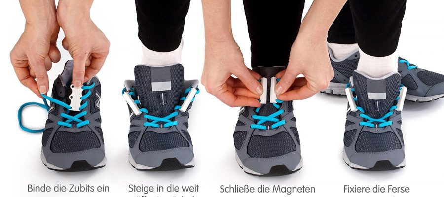 Zubits - Magnetische Schuhbinder