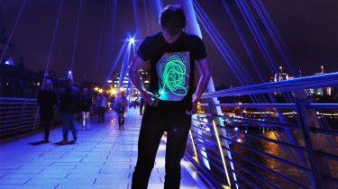Interactive Glow Shirt