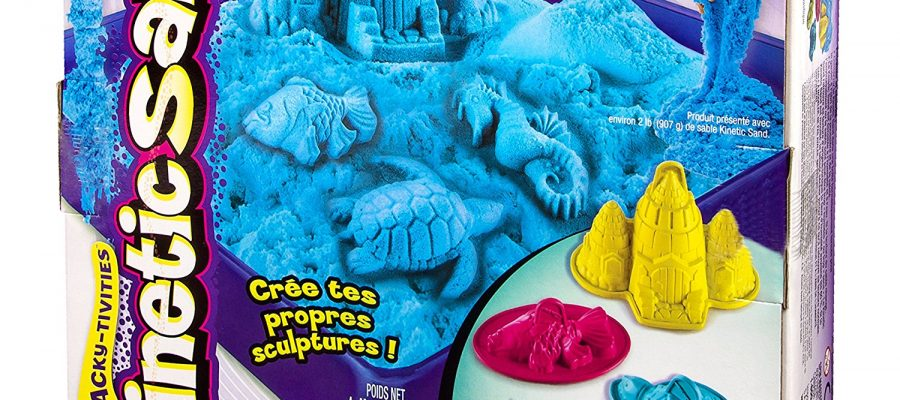 Kinetic Sand - Box Set