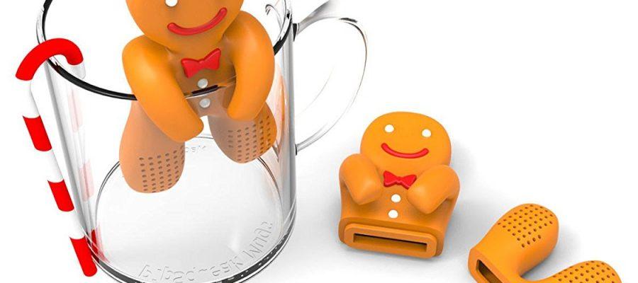 Lebkuchen - Mann Tee Ei