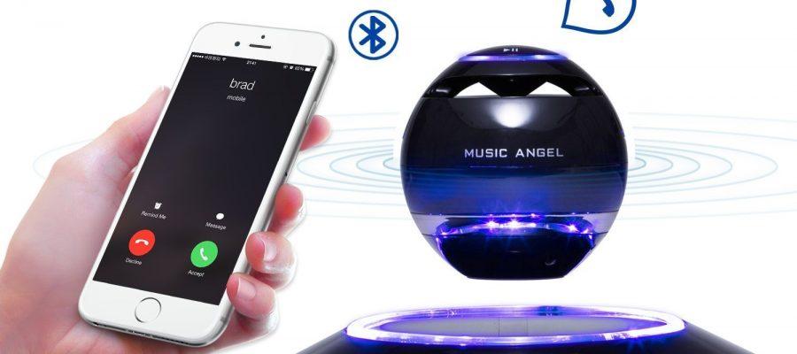 Freischwebender Bluetooth Lautsprecher