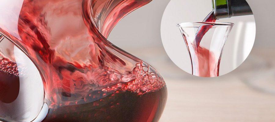 Conundrum Weinbelüfter und Dekanter