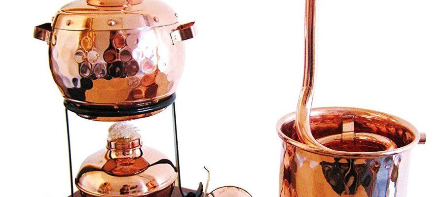 "Dr. Richter® Destille 0,5 Liter Modell ""Kalif"""