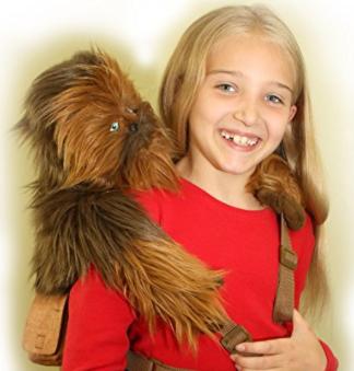 Star Wars Rucksack Chewbacca