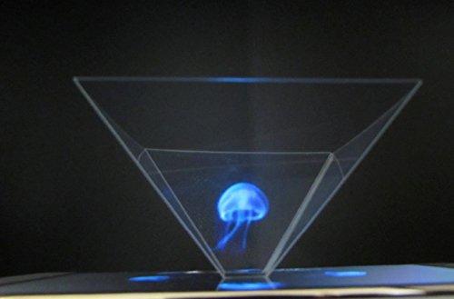 3D Handy Hologramm Pyramide Projektor