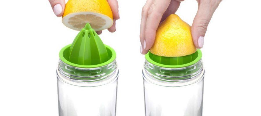 Trinkflasche Citrus Zinger - jetzt fast 50% günstiger!