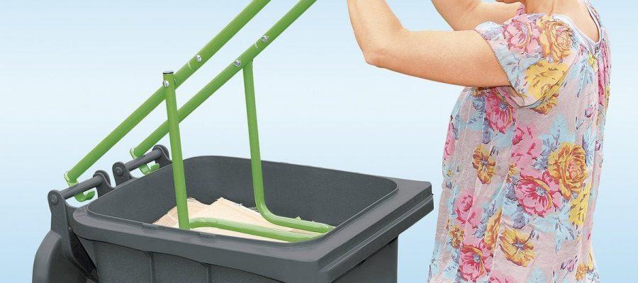 Müll-Presse für zuhause!