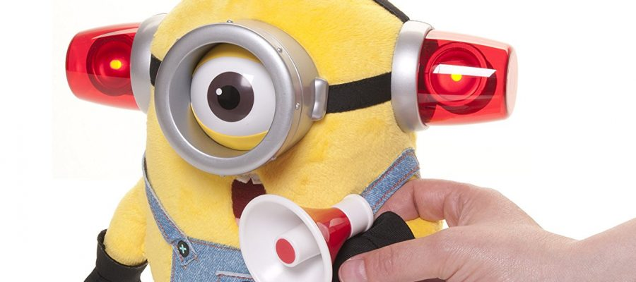 Original Minions - Bee-Do Fireman Carl