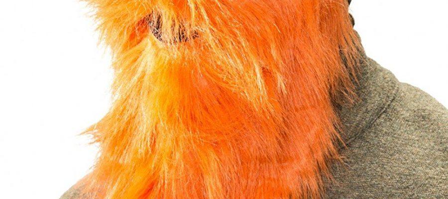 Beardski Hunter Skimaske mit Bart