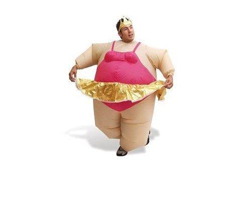Fatsuit Ballerina