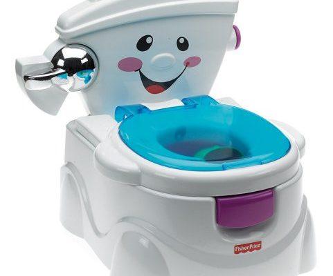Mattel Fisher-Price - Meine erste Toilette