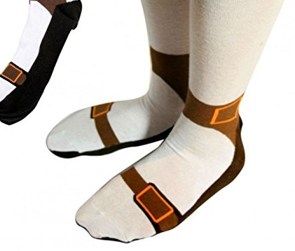 Sandalen Socken - Jesuslatschen Strümpfe