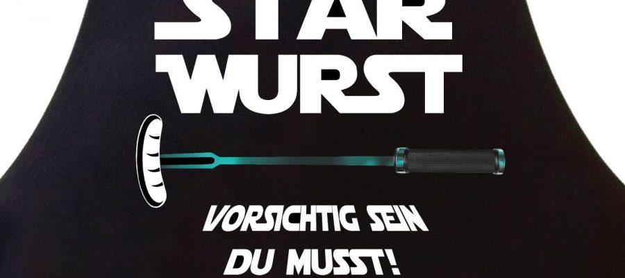 Grillschürze STAR WURST