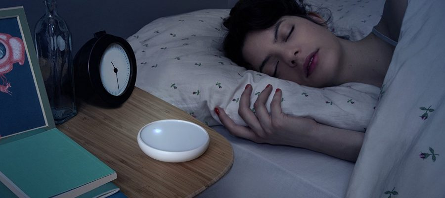 Dodow - Schon mehr als 60.000 Benutzer schlafen schneller ein!