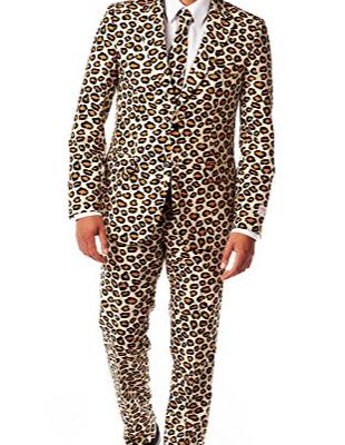 Opposuits Anzug Mr. Jaguar