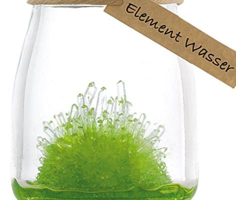 Infactory Kristallzucht - Züchten Sie einfach Ihre eigene kleine Kristalle Wunderwelt